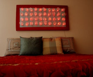 Mood Lighting Using Recycleables