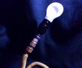 Flexible Snake Trouble Light Lamp