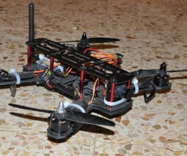 QAV250 Racing FPV Quadcopter