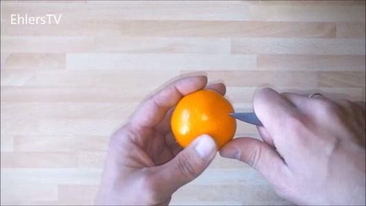 Cut the Tangerine