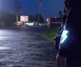 Wearable Custom Light Panel (Technology Exploration Course - TfCD - Tu Delft)