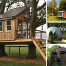 11 Epic Outdoor Structures