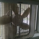 turn on fan