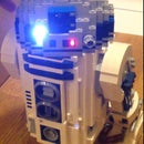 Lego R2D2 Led And Sound Mod