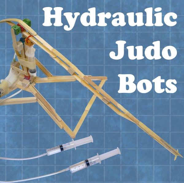 Hydraulic JudoBots