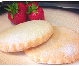 All Butter Shortbread