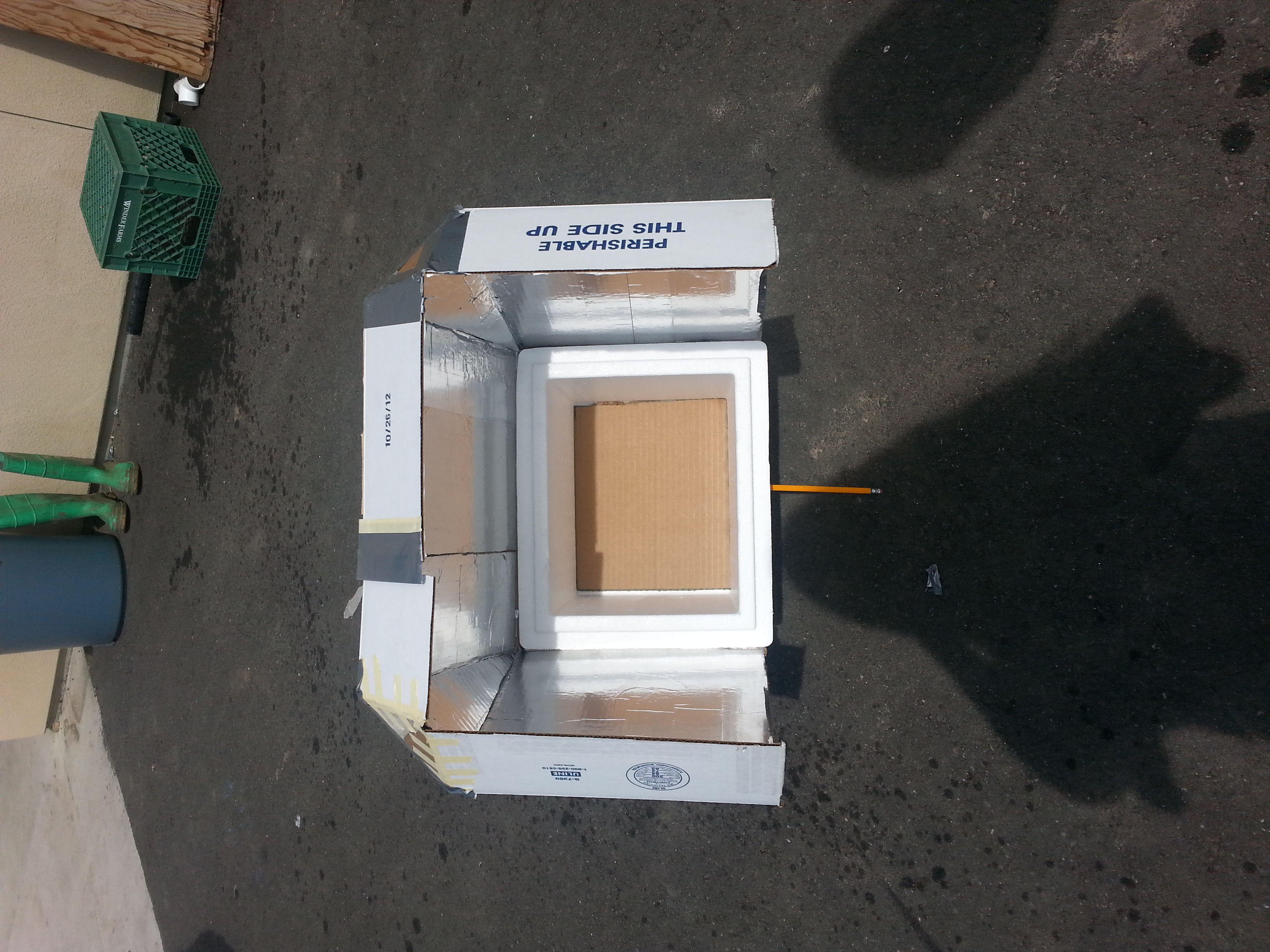 Picture of Box Cooker