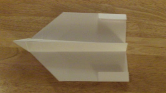 Cut and Fold the Winglets