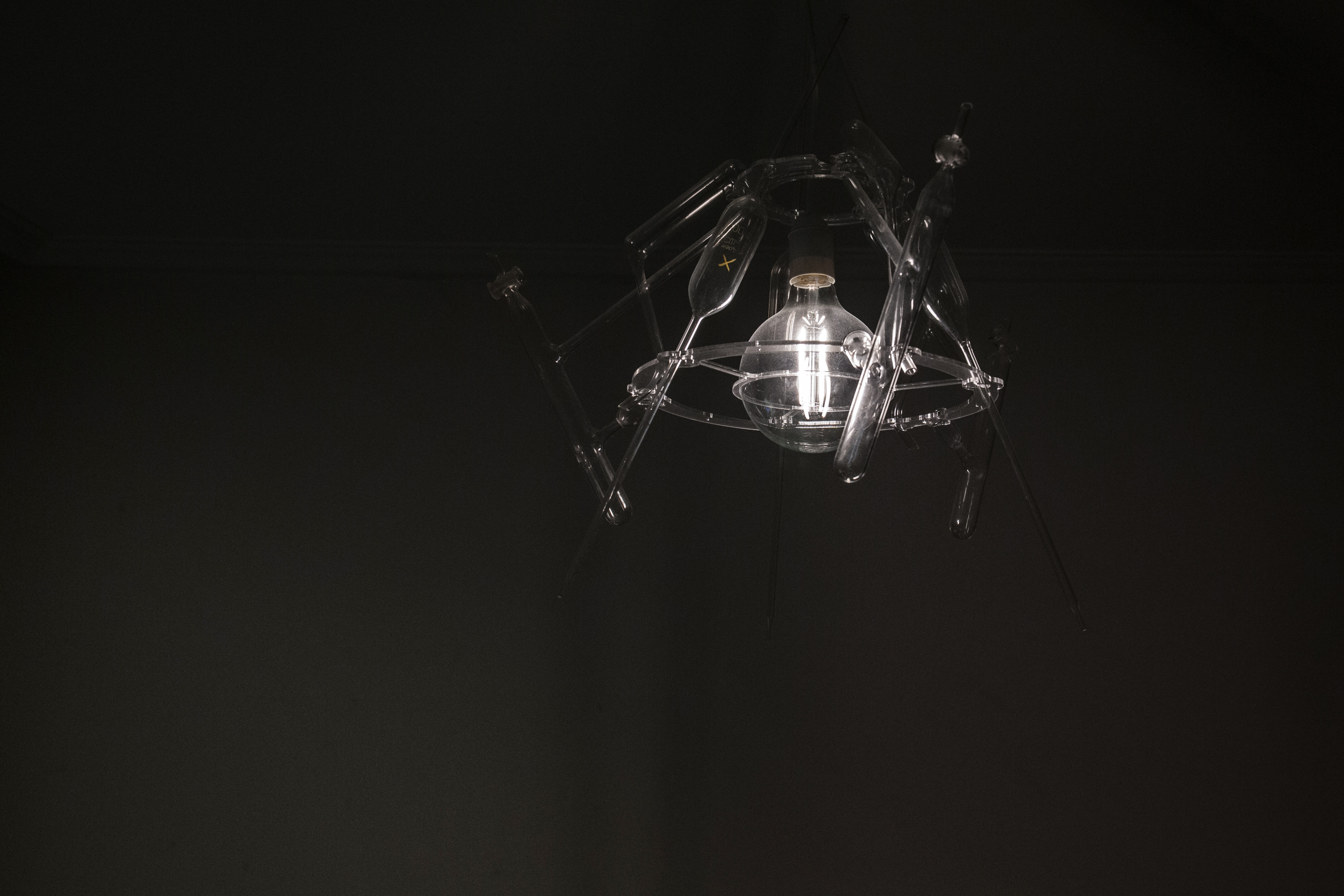 Picture of Labware Chandelier