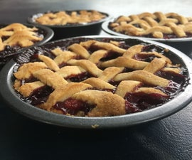 Yummy Berry Pies