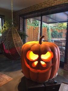 Sytrofoam Pumpkin