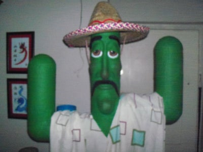 Jose the Tequila Dispenser. (or Any Other Liquids, Mainly Shooters)