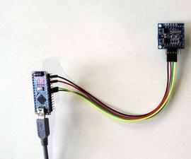 Arduino Nano: DS1307 Real Time Clock(RTC) With Visuino