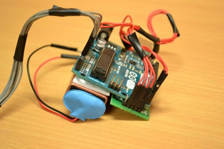 Complete the Arduino Setup With Battery Connections