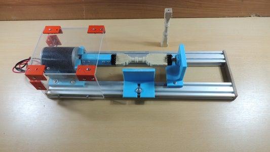 About Mini Lathe Machine