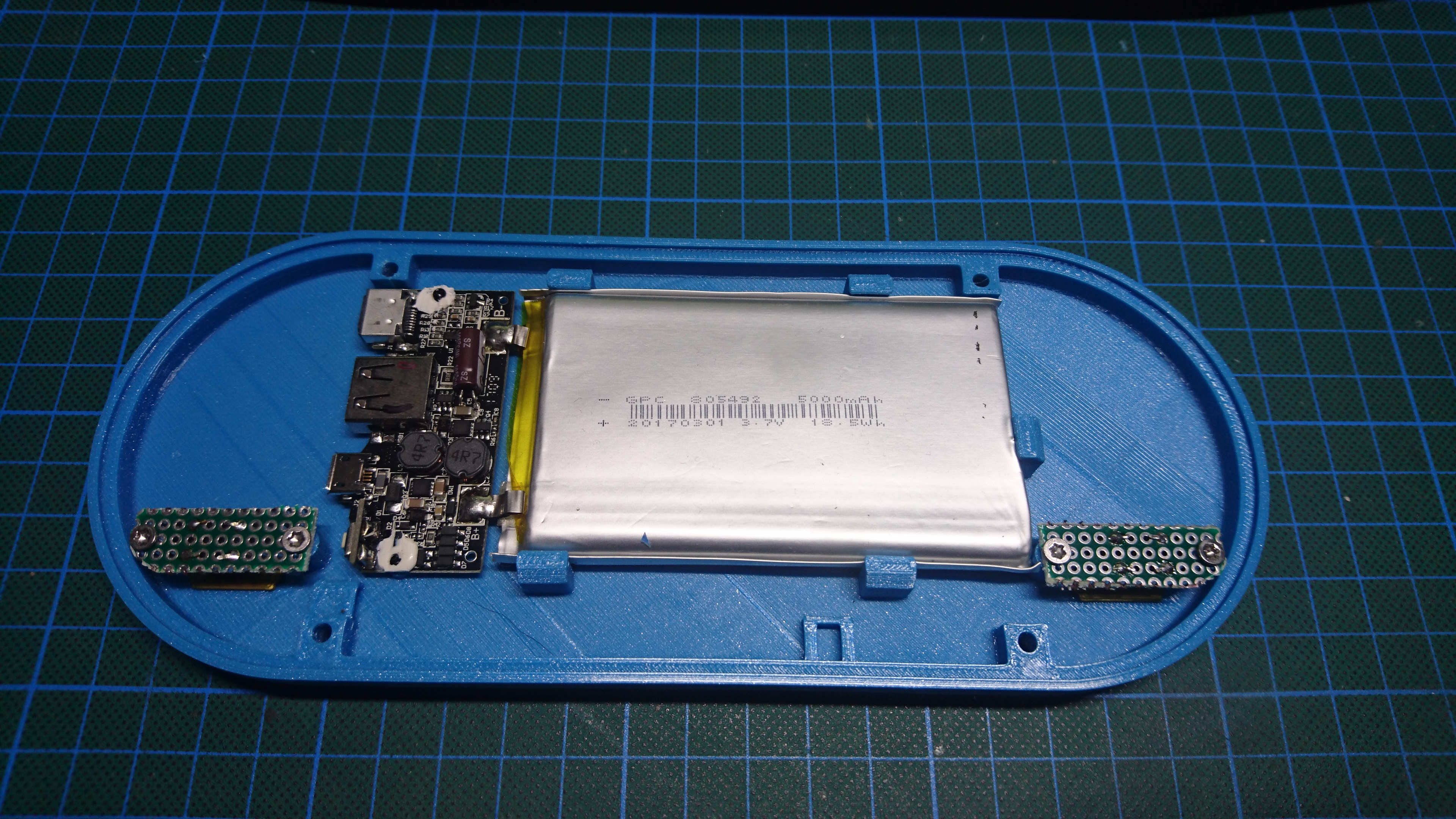 Picture of Assembly Case - Back