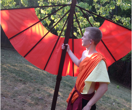 Avatar Aang Staff