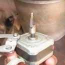 Using a stepper motor as automtive speed sensor