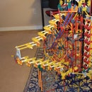 Knex Project Runaway ( knex ball machine)