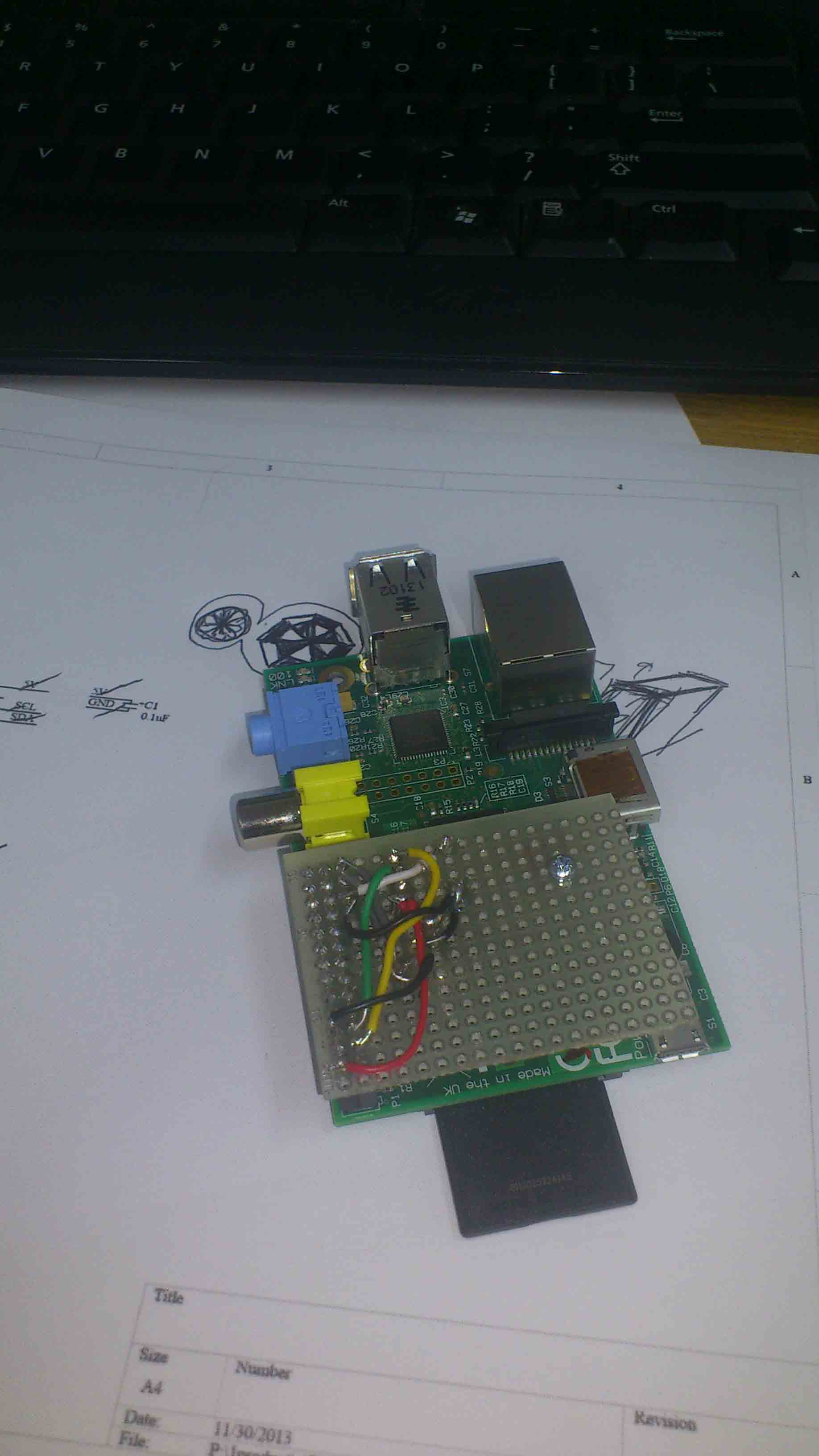Picture of See Your Real Time Clock in Action