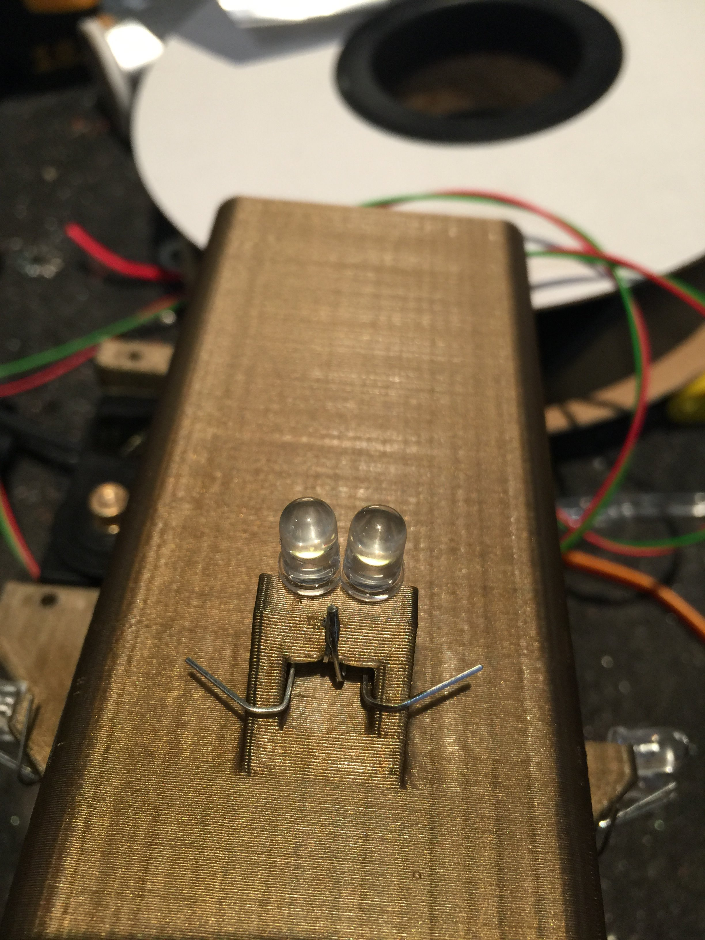 Picture of Solder the Cathodes