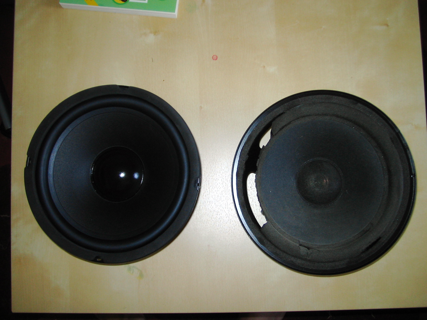 Picture of Check Your Woofers, Mine Were Shot