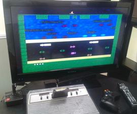How to Hook Up an Atari 2600