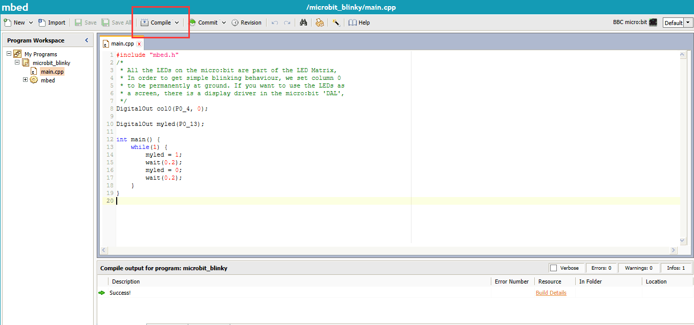 Picture of Download Code Into Micro:bit