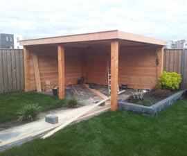 Patio / Terras roof