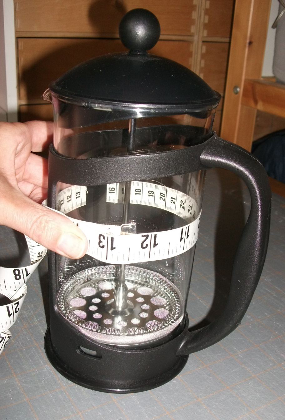Picture of Measure Your French Press