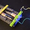 Lego AA Battery Holder