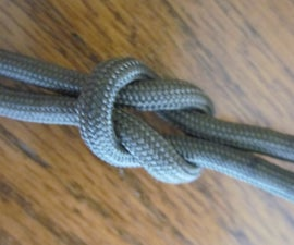 Part 2 of my knot series: The Square Knot