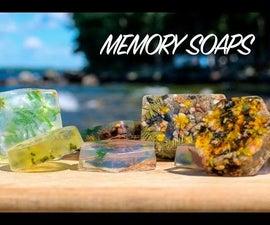 Handmade Memory Soaps