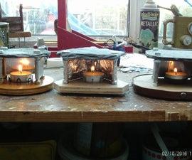 Slate Cup Heater