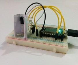 Particle Core / Photon - Proximity Sensor