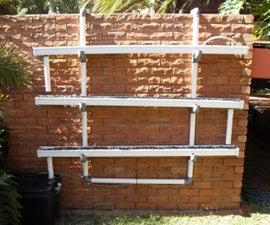 Clip-on Hydroponic Wall Garden