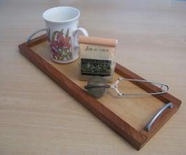 Personal Tea Tray