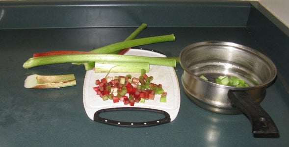 Preparing and Cooking