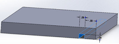 Picture of Top of the Primary Box