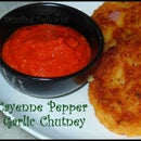 Cayenne Pepper Garlic Chutney