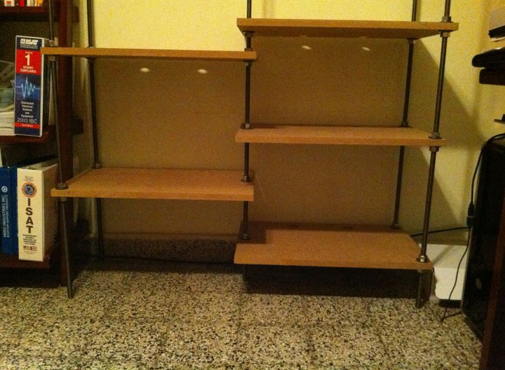 Picture of Flexy Rack (with MDF Staining Tips)