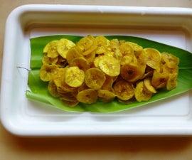 Crispy Nendran Banana Chips