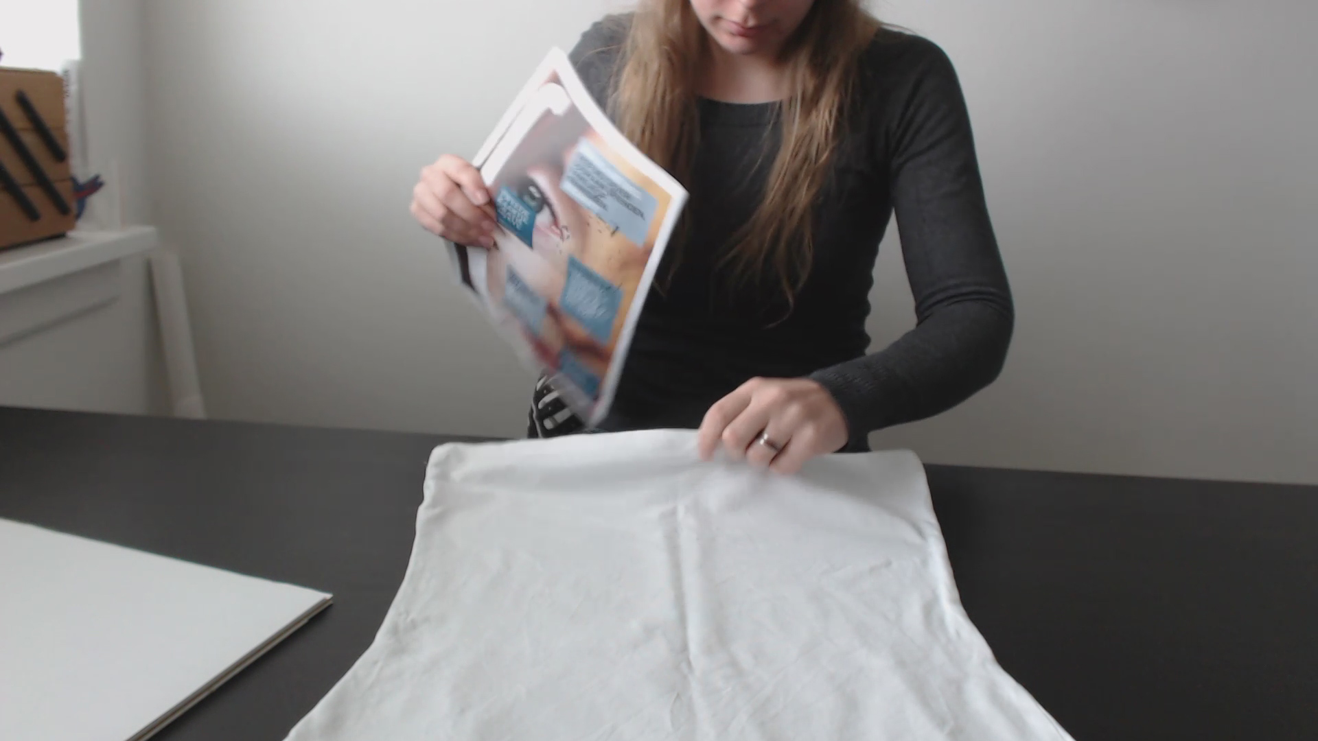 Picture of Draw an Outline on the Shirt