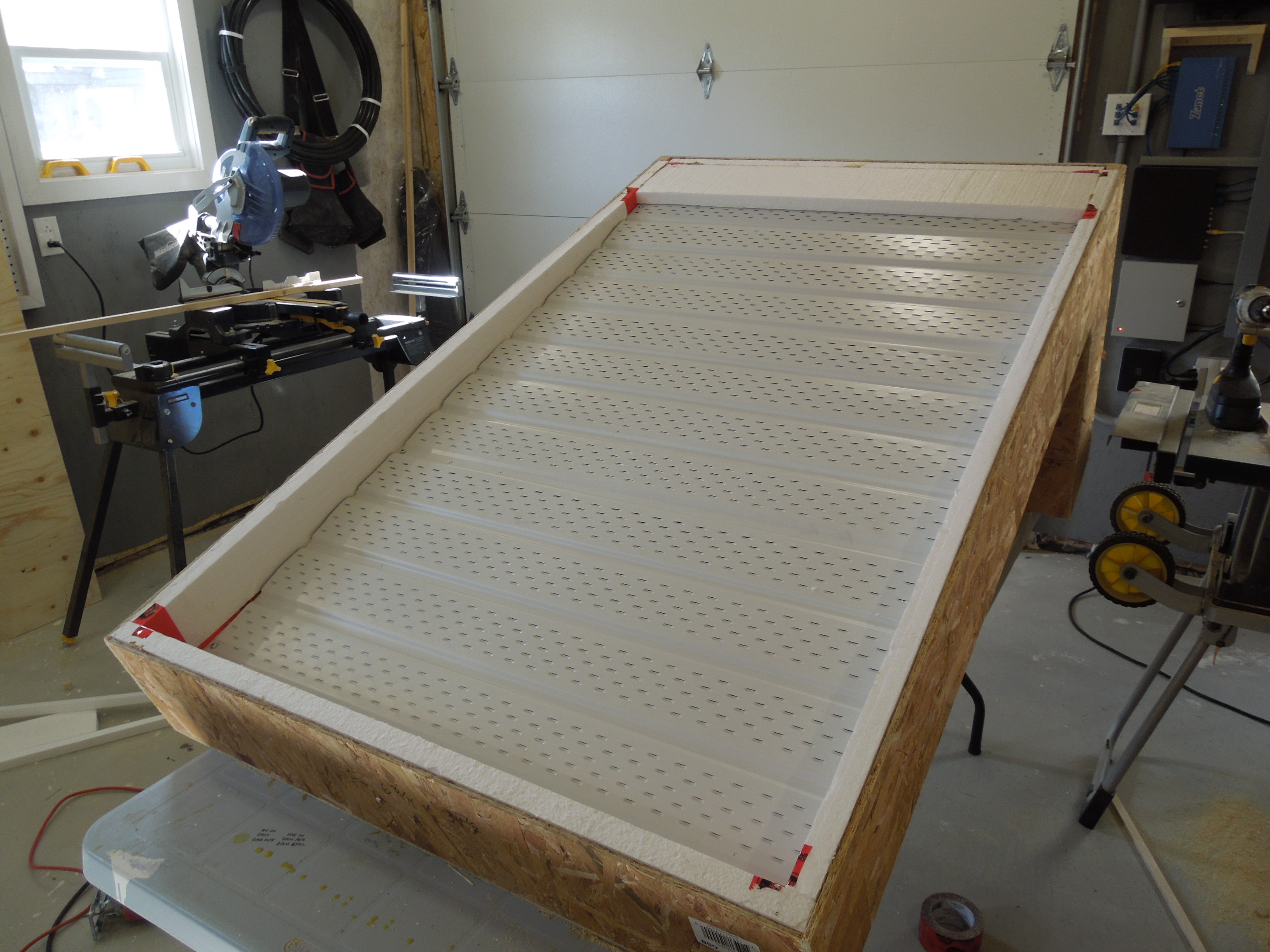 Picture of The Aluminum Soffit Absorber Plate