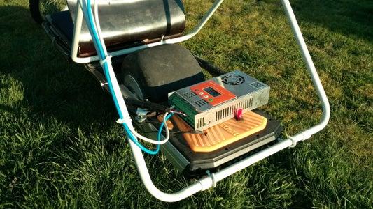 Solar Set Up.