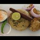 How to Make Chicken Biryani - Brown Rice Biryani