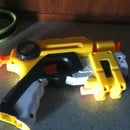 How To Turn A Nerf Gun Into A BB Gun!