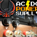 AC and DC Voltage Relegated Power Supply