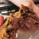 Marbled Triple Choc-Chip Cookies
