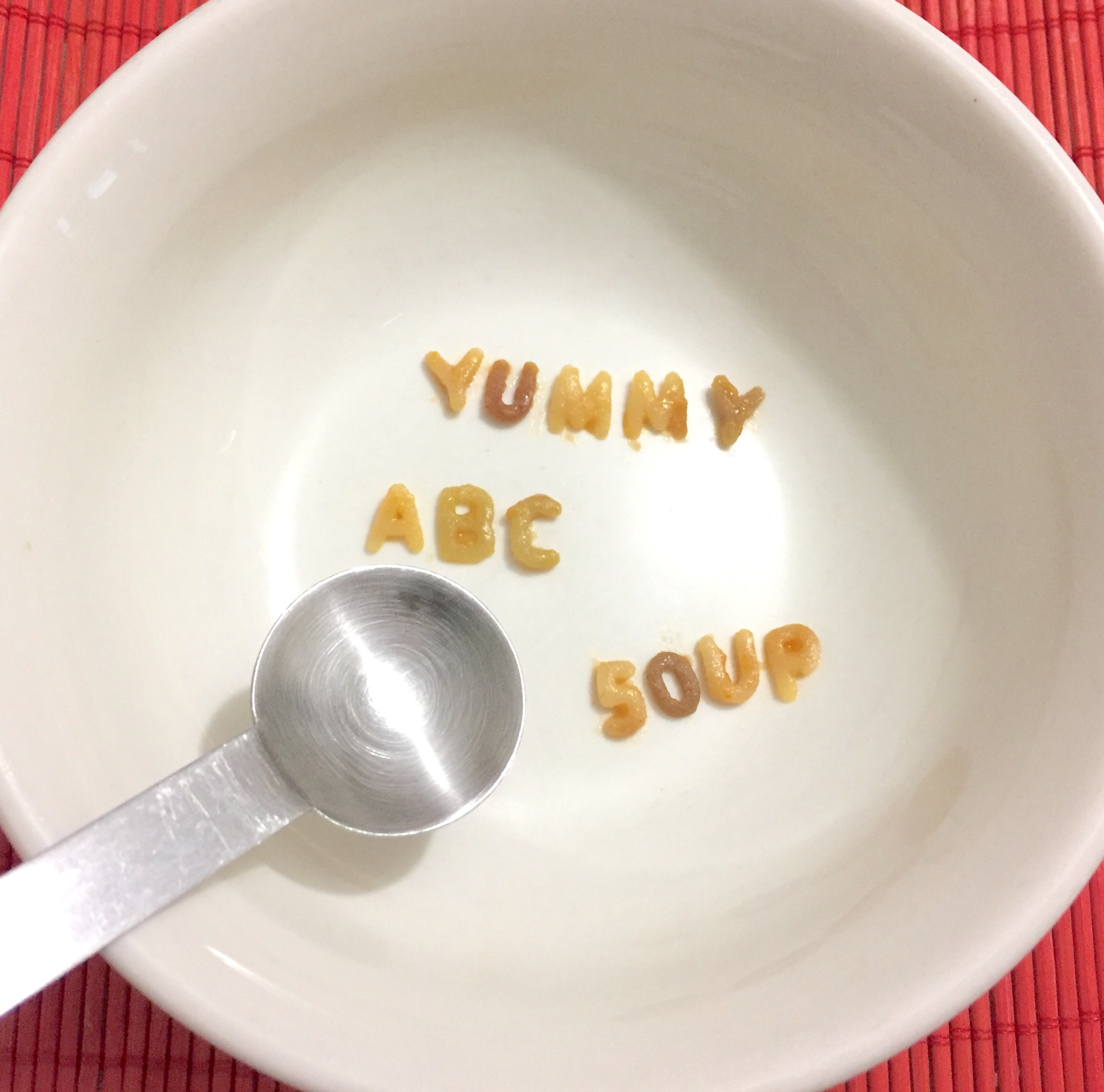 Picture of Yummy ABC Soup